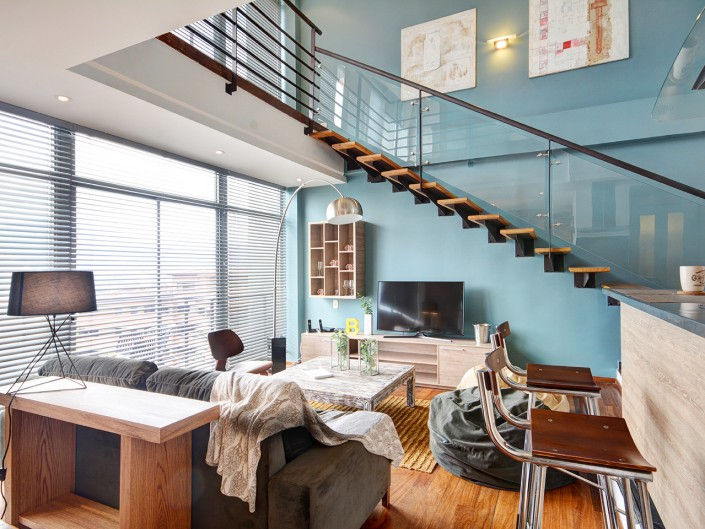 Furnished Apartments Medellin - Gaudy Lofts