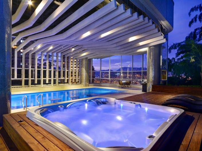Super Luxury Penthouse Pool Medellin