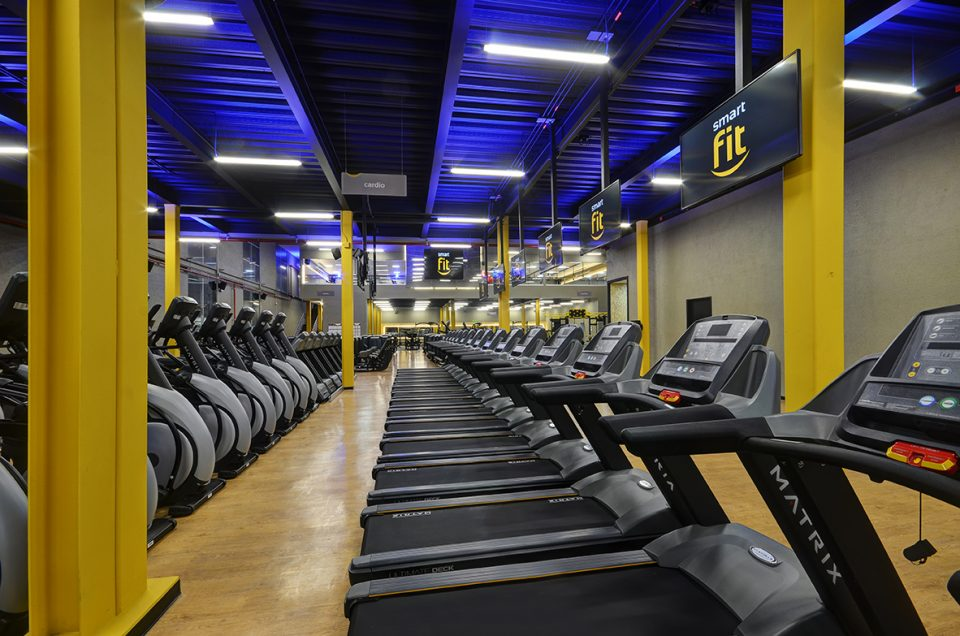 Photos of the Smart Fit Colombia Gyms - Shaping Up The Fitness Scene