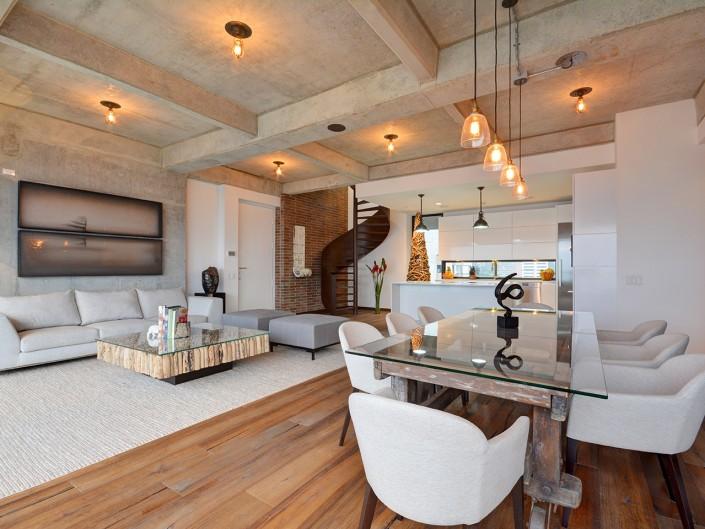 Medellin Luxury Apartment Living Room