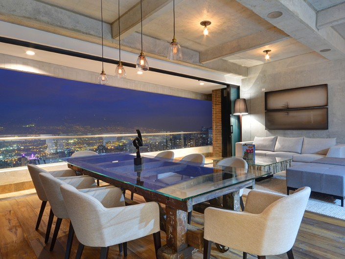 Medellin Luxury Living Room