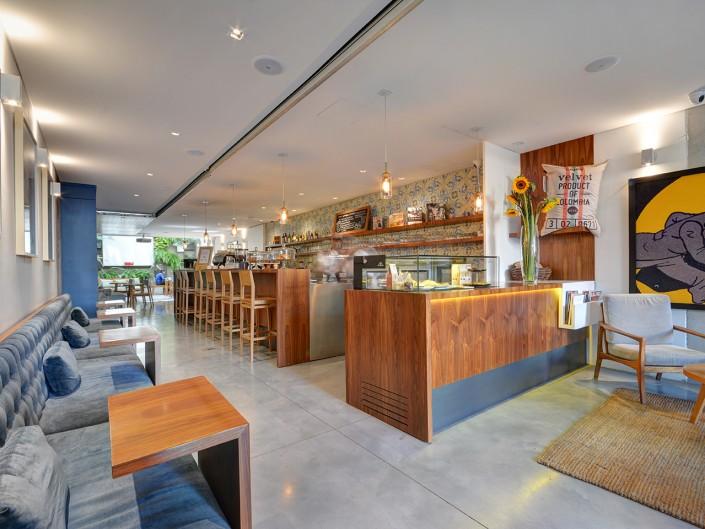 Cafe Velvet Medellin Colombia