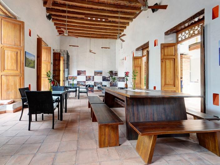 Hotel Casa Carolina Santa Marta Lobby