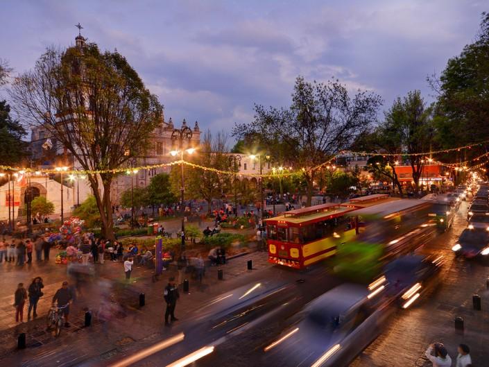 Coyocan Mexico City Navidad