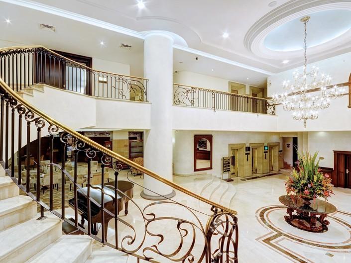 Hotel Dann Carlton Medellin Lobby