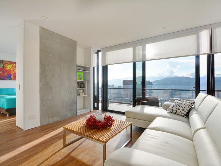 Furnished Apartment Medellin Edificio Energy