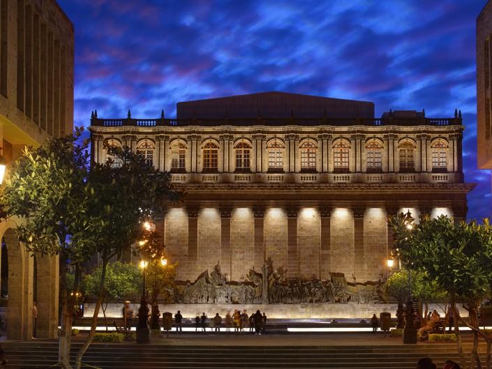 Guadalajara Teatro Mexico