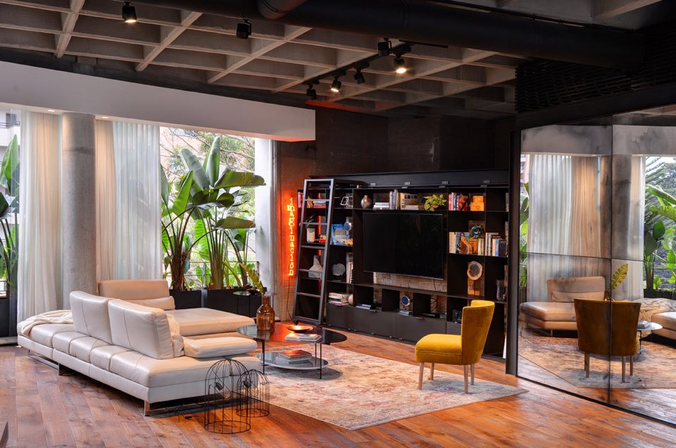 Is This The Sexiest Loft in Medellin?