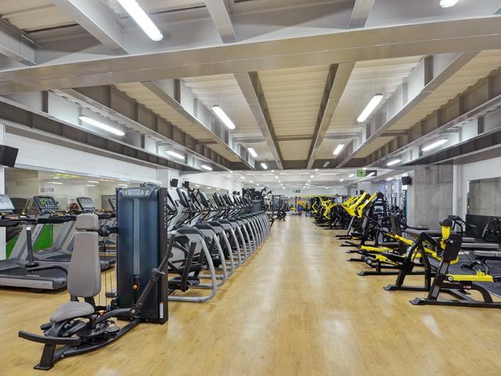 Mas Fit Gym Medellin
