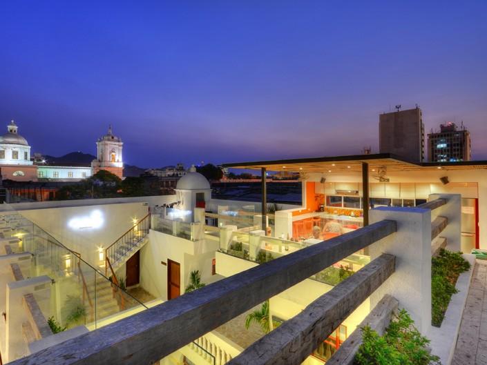 Hostel Masaya Santa Marta Rooftop