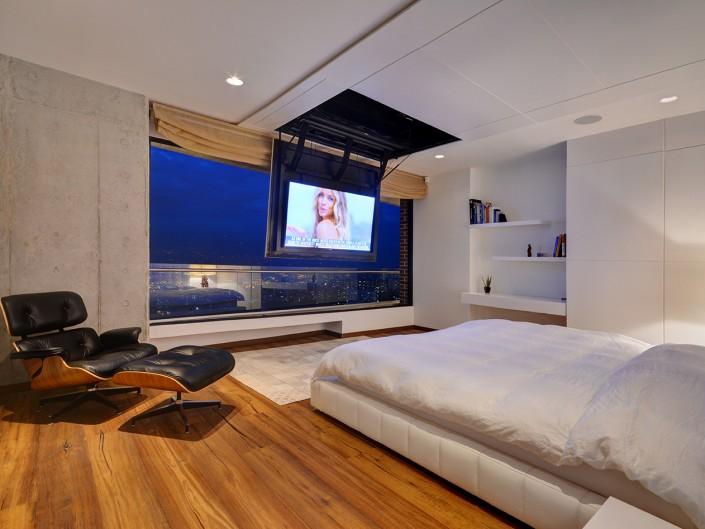 Penthouse Bedroom Medellin