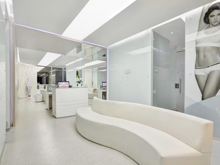 Satori Clinica Medellin Lobby