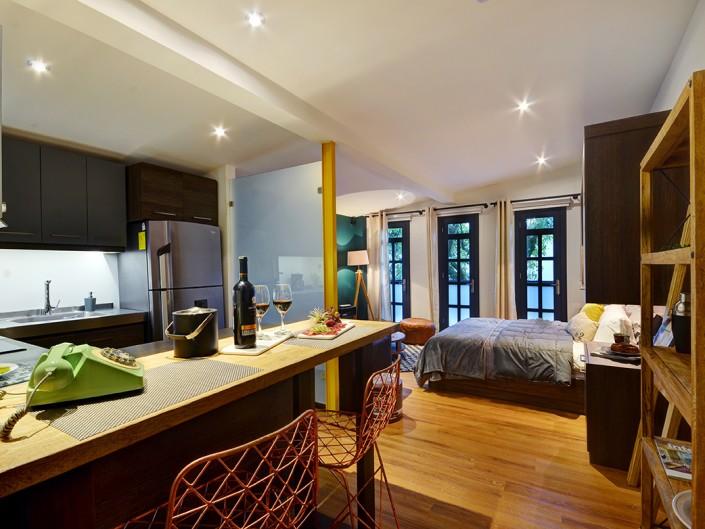 Suite Medellin Living Room