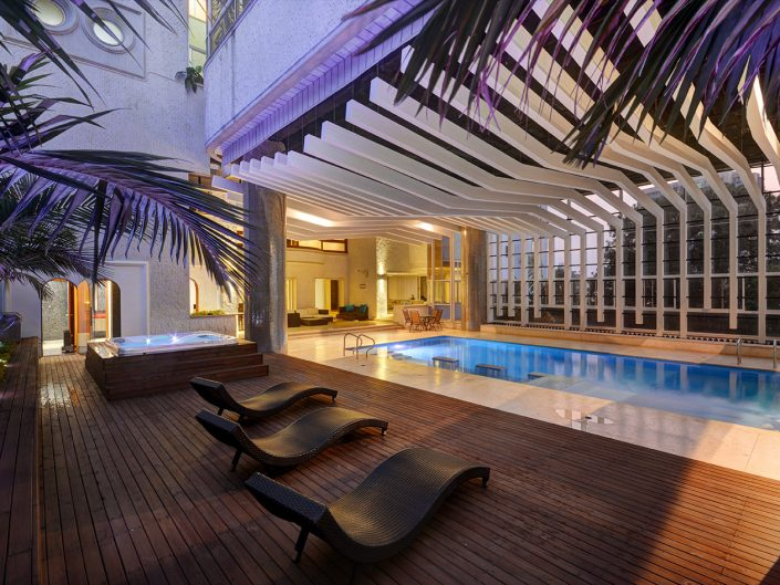 fotografia de interiores medellin luxury penthouse