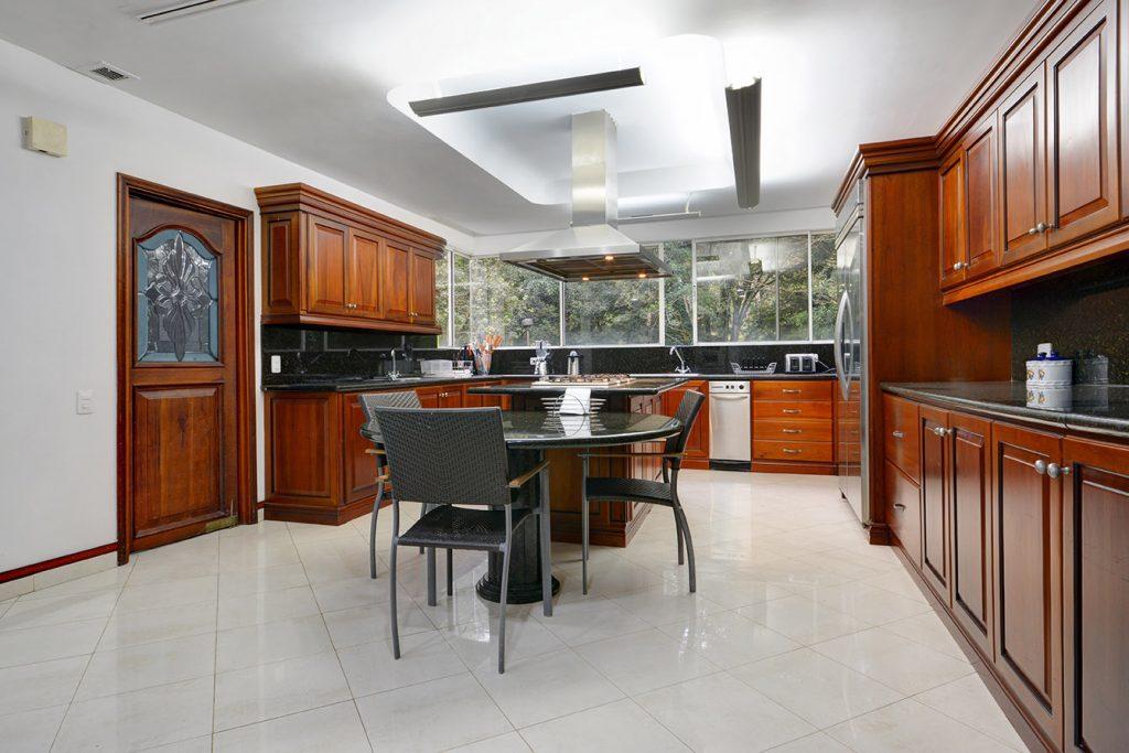 Luxury Kitchen Medellin Apartment